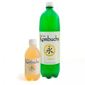 Bio Kombucha Limón ecológica