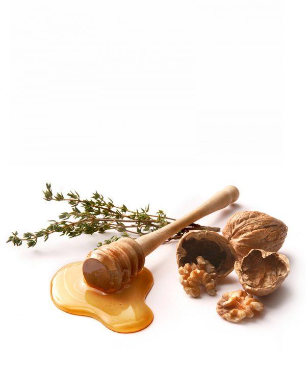 nueces con miel eco-melar
