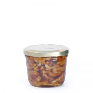 nueces con miel ecologica