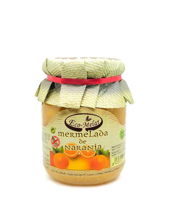 mermelada ecologica de naranja