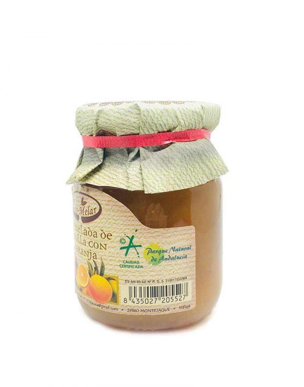 Mermelada ecologica de Cebolla con Naranja