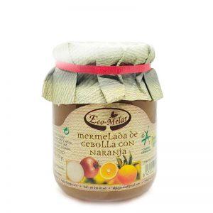 Mermelada de Cebolla con Naranja ecologica