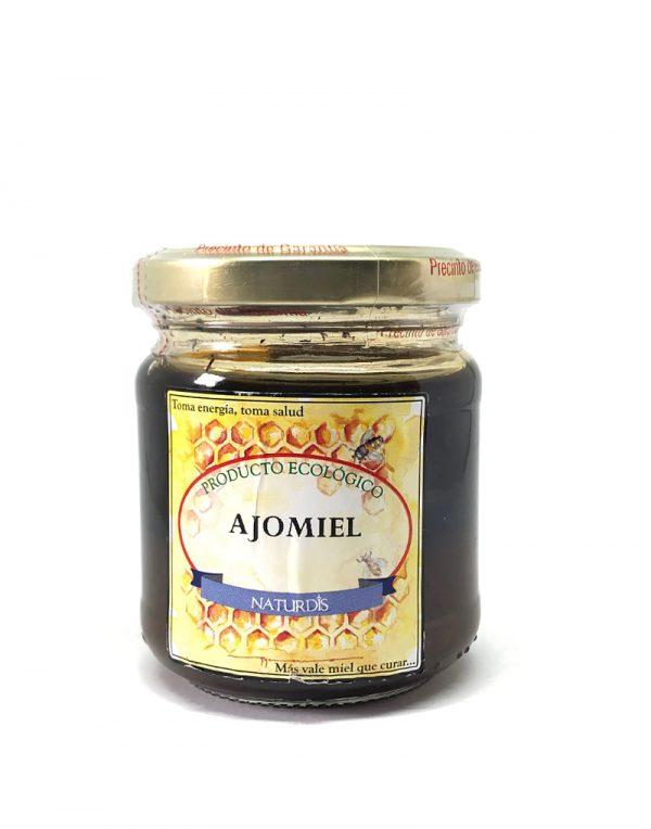ajomel miel con ajo negro naturdis