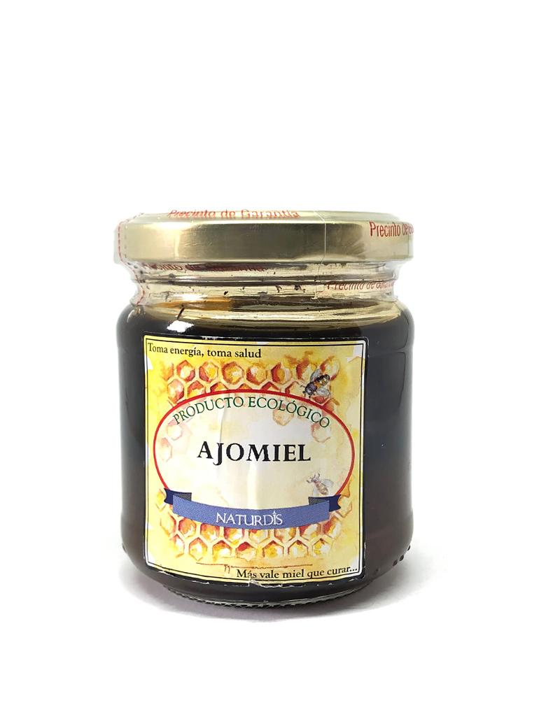 Miel de ajo negro receta
