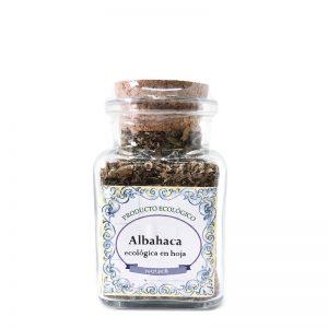 albahaca seca ecologica naturdis