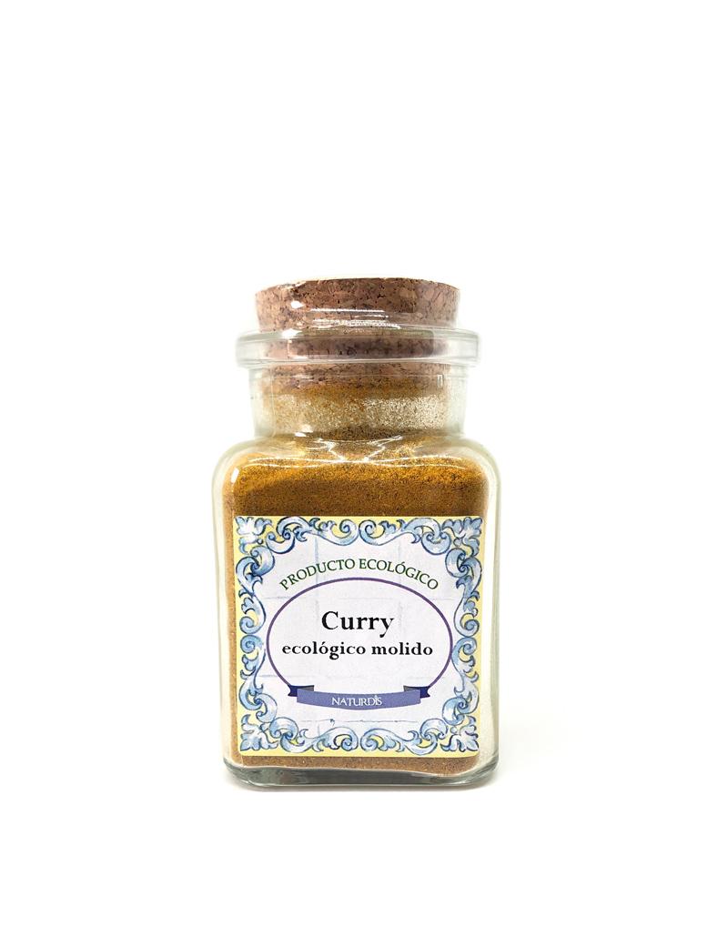 curry ecologico naturdis