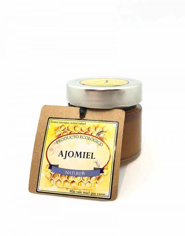 miel con ajo negro ajomiel ecologica naturdis