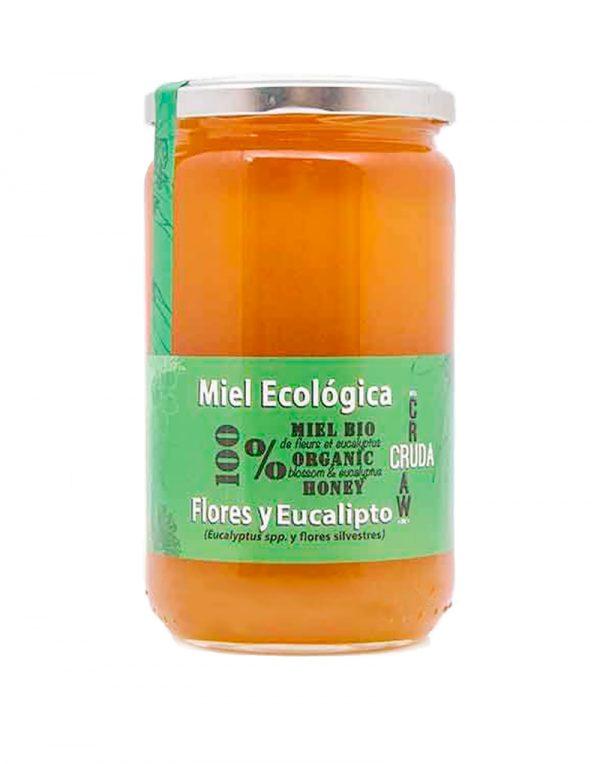 miel de eucalipto cruda ecologica verdemiel