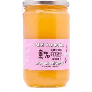 miel de lavanda cruda ecologica verdemiel