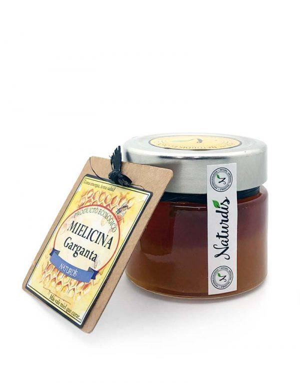 preparado miel para garganta mielicina naturdis