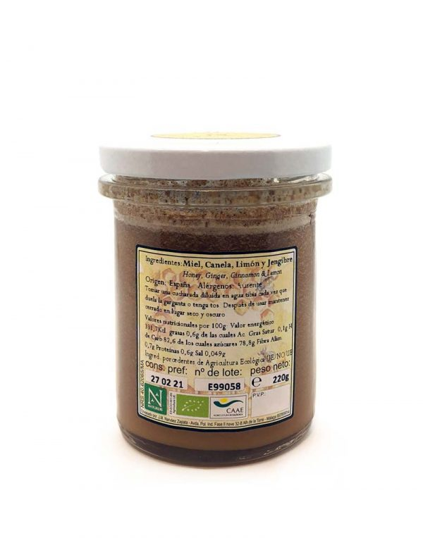 comprar miel para la garganta naturdis