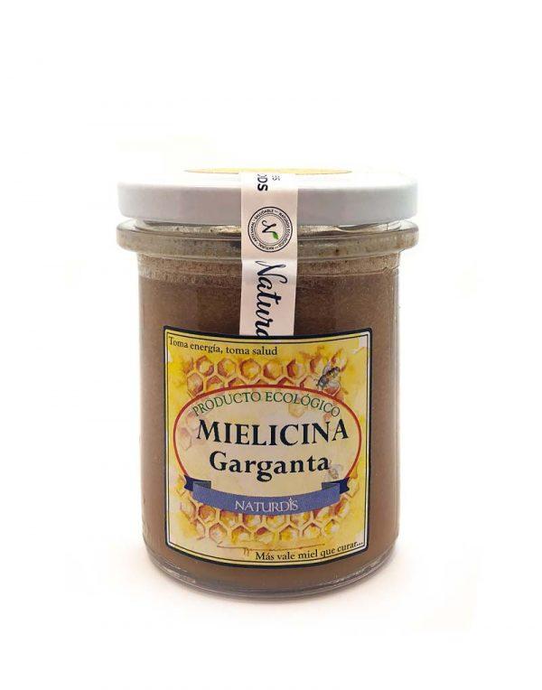 mielicina garganta preparado miel naturdis