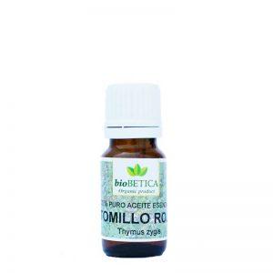 aceite esencial de tomillo rojo ecologico