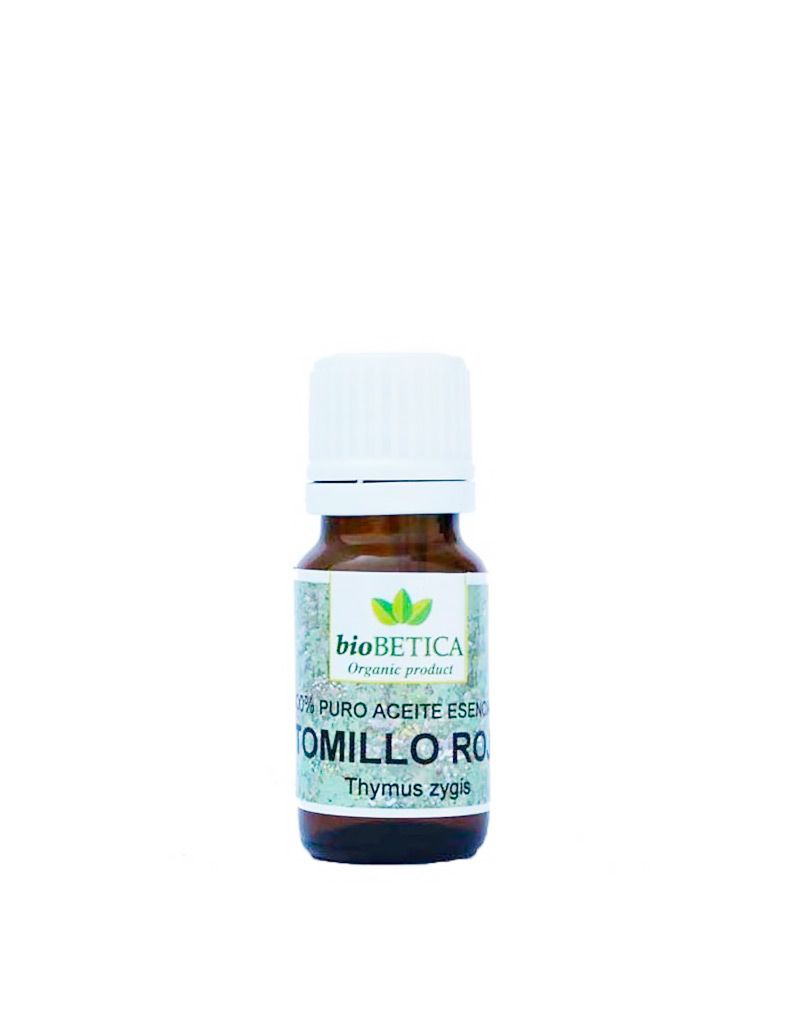 Aceite De Tomillo Rojo 10ml Naturdis