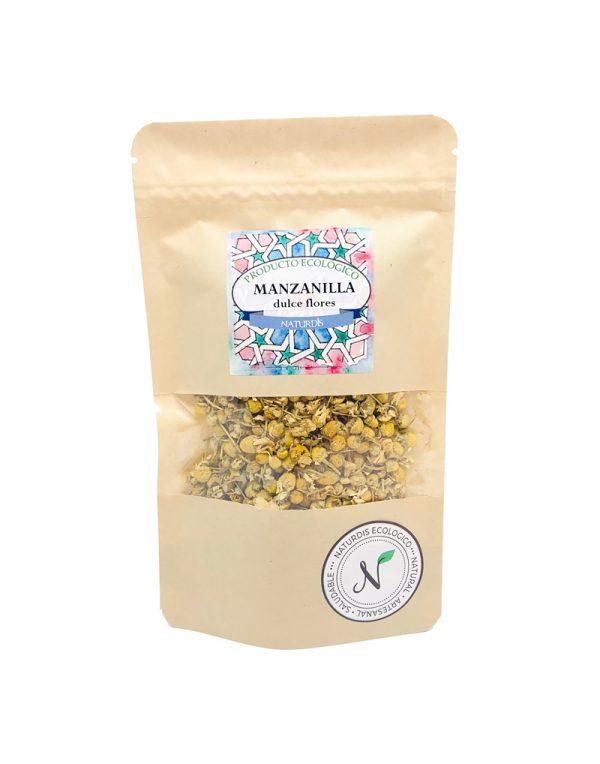 manzanilla dulce ecologica