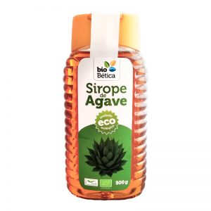 sirope de agave ecologico