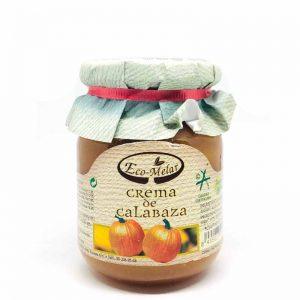 crema dulce de calabaza ecologica eco melar