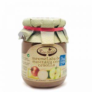 mermelada de manzana con cebolla ecologica
