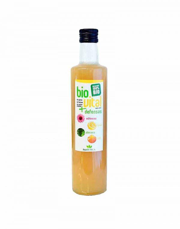 bio vital defensas zumo de frutas
