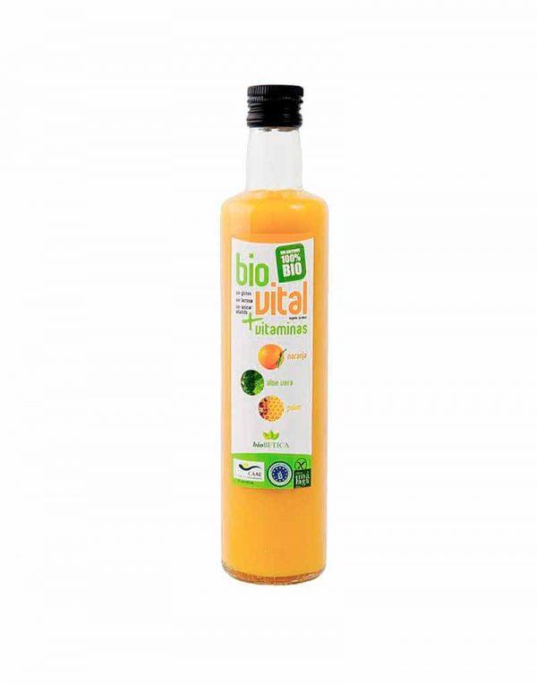 bio vital vitaminas zumo de frutas