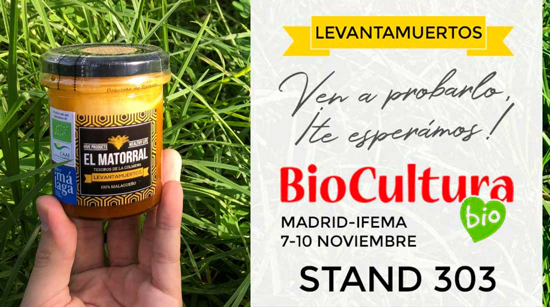 biocultura madrid 2019 levantamuertos
