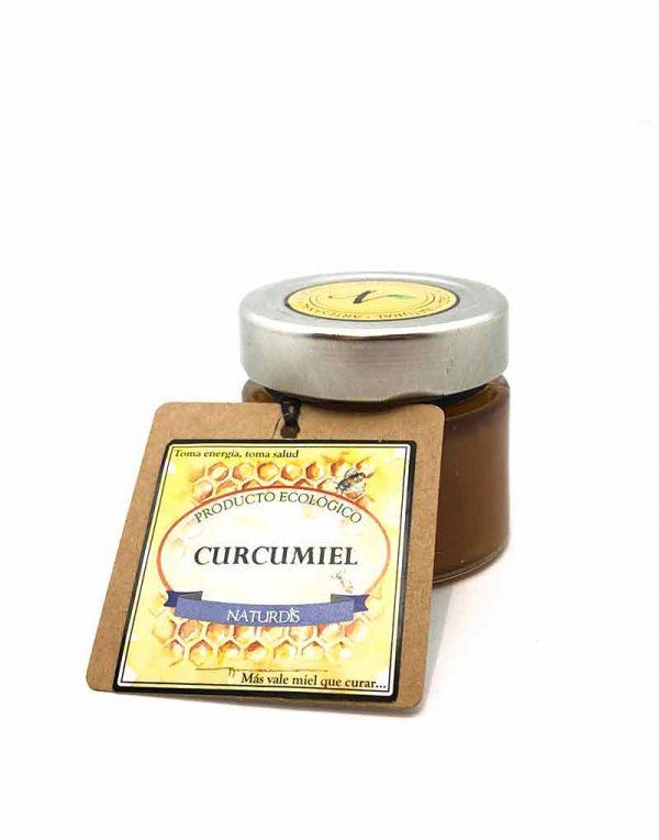 miel con curcuma curcumiel naturdis