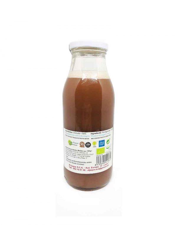 zumo de granada ecologico eco melar