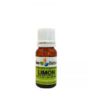 aceite esencial de limon ecologico bio
