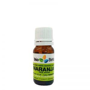 aceite esencial de naranja ecologico