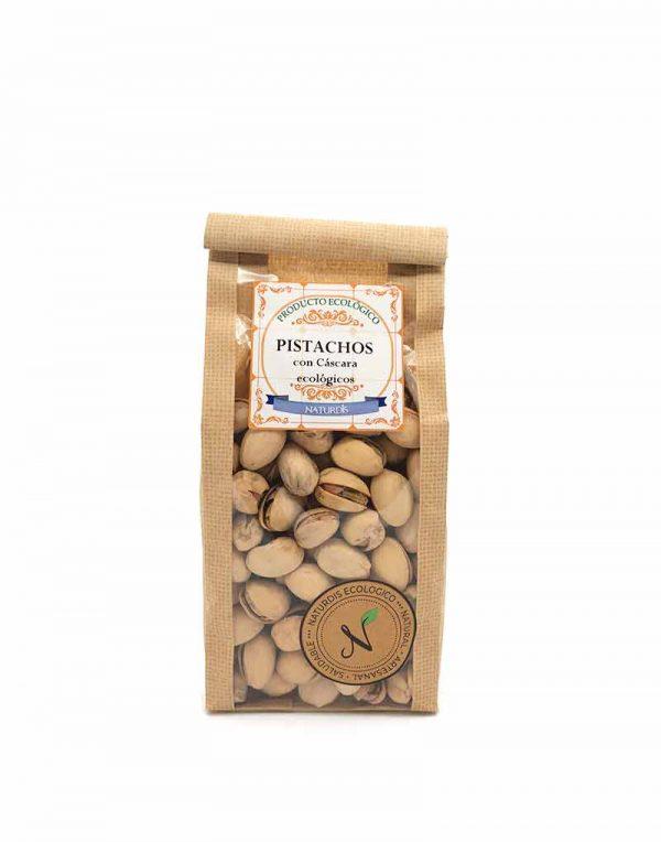 pistachos tostados con cascara ecologicos naturdis