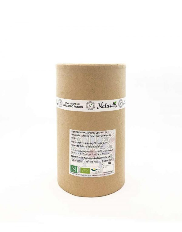 tisana colesterol naturcol ecologica naturdis