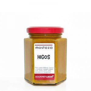 mostaza con higos gourmet