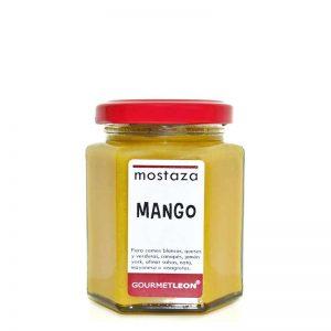 Mostaza con mango gourmet comprar