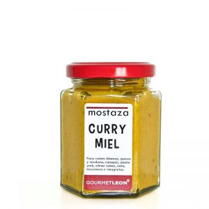 mostaza curry miel gourmet leon