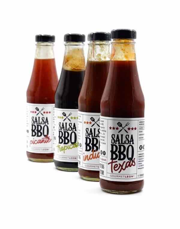 mejores salsas para barbacoa gourmet leon