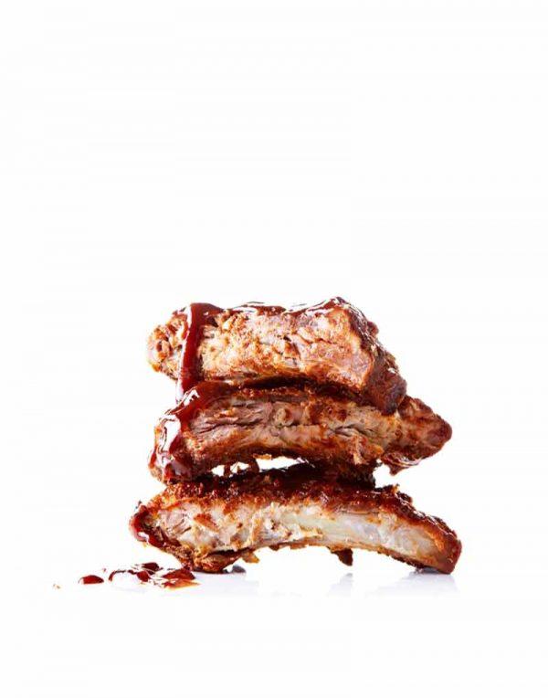 salsa barbacoa para costillas gourmet