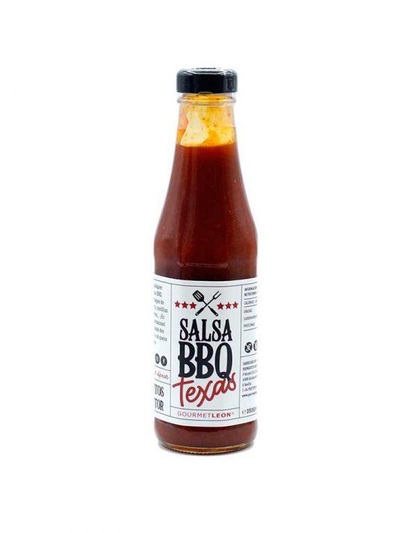 salsa barbacoa texas gourmet leon