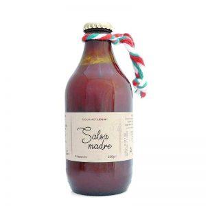 salsa de tomate basica italiana casera gourmet