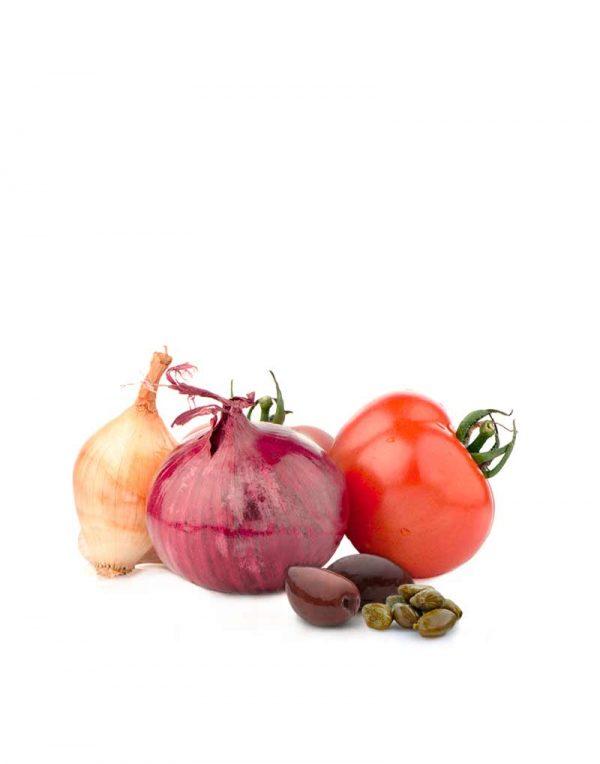 salsa de tomate con aceitunas y alcaparras comprar