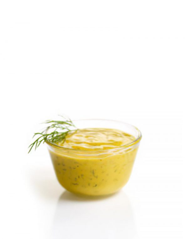 salsa salmon mostaza eneldo gourmet
