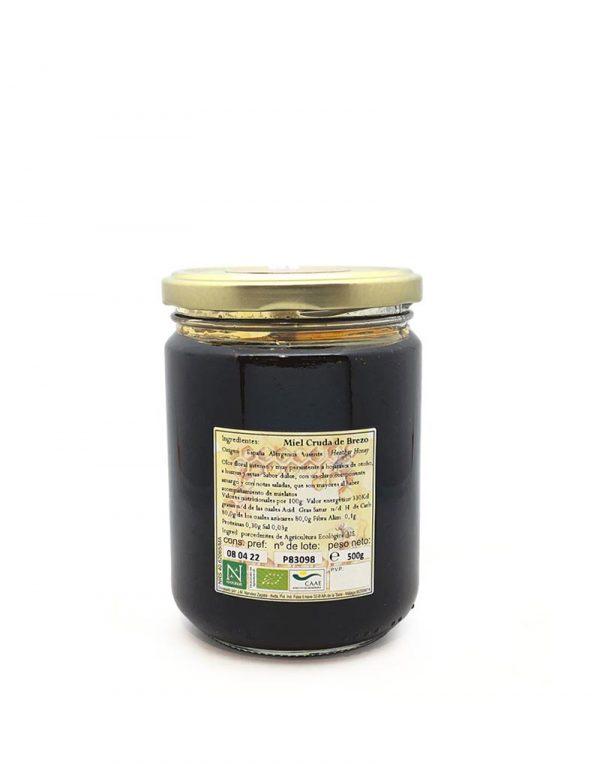 comprar miel de brezo ecologica naturdis