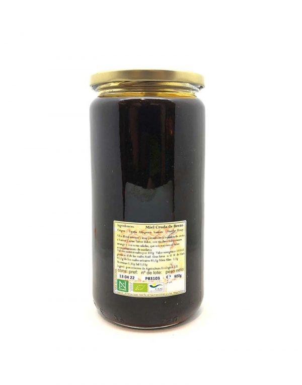 miel de brezo cruda ecologica naturdis