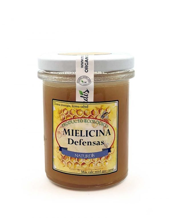 mielicina defensas preparado miel naturdis