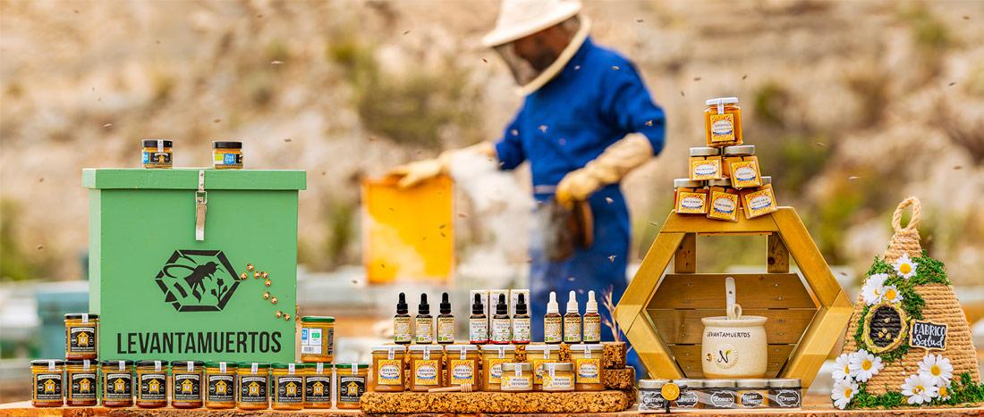 naturdis productos ecologicos de la colmena