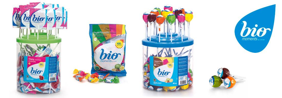 caramelos y piruletas ecologicos biomoments cerdan